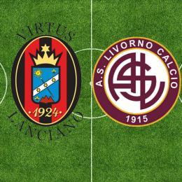 Lanciano Livorno, live dalle 15.00