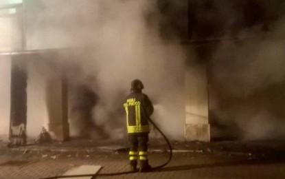 Giulianova, la conta dei danni dopo l'incendio all'annunziata