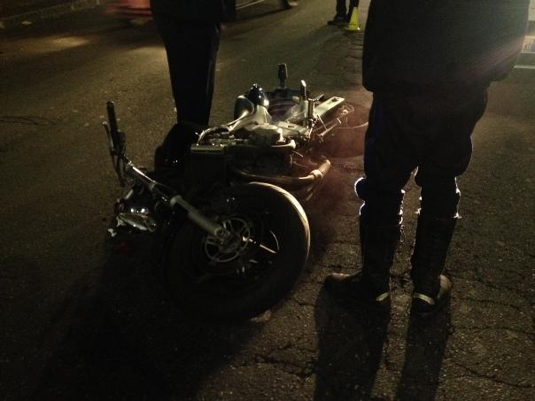 Teramo, incidente con lo scooter, grave un anziano
