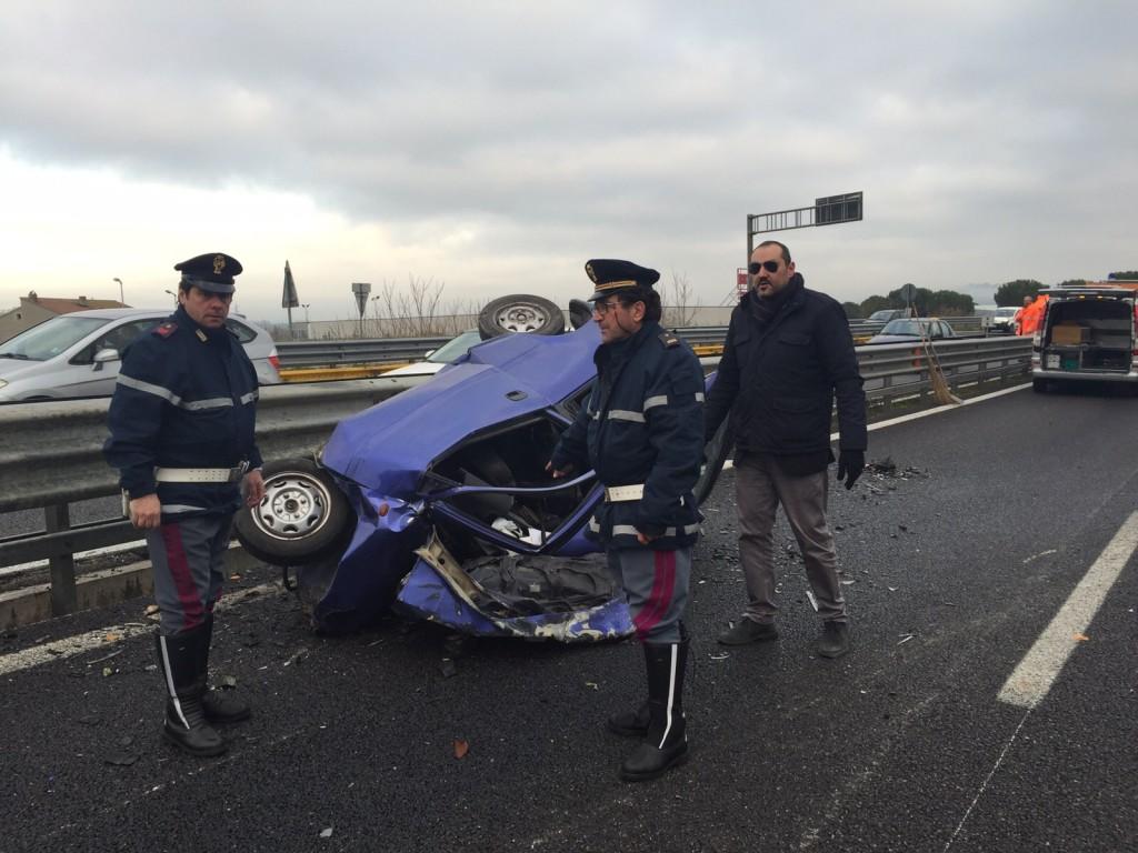 incidente nuova