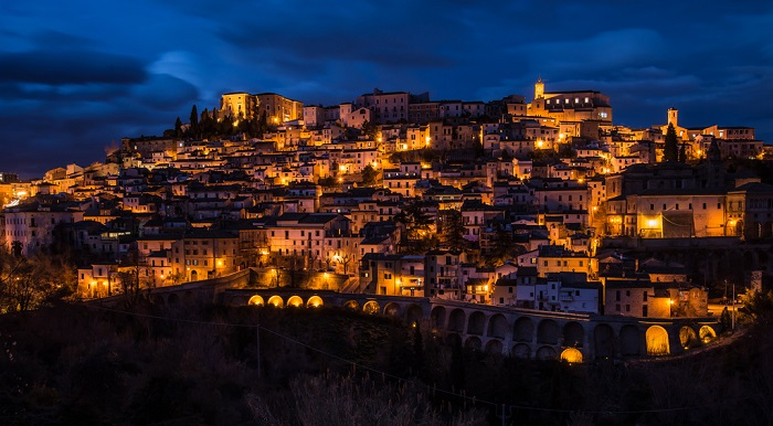 Loreto Aprutino tra i 20 paesi più belli d'Italia