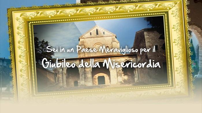 Giubileo: c'è anche l'Abruzzo nel video di Autostrade