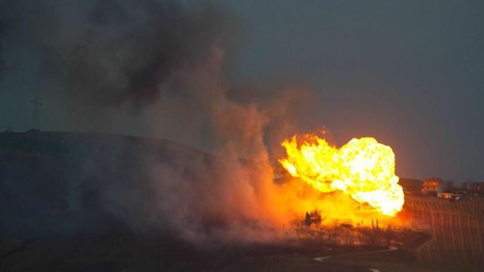 Pineto: il metanodotto esploso riaprirà a breve