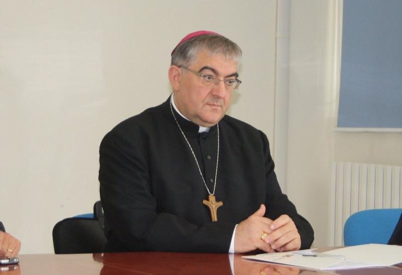 Teramo: gli auguri del Vescovo monsignor Seccia