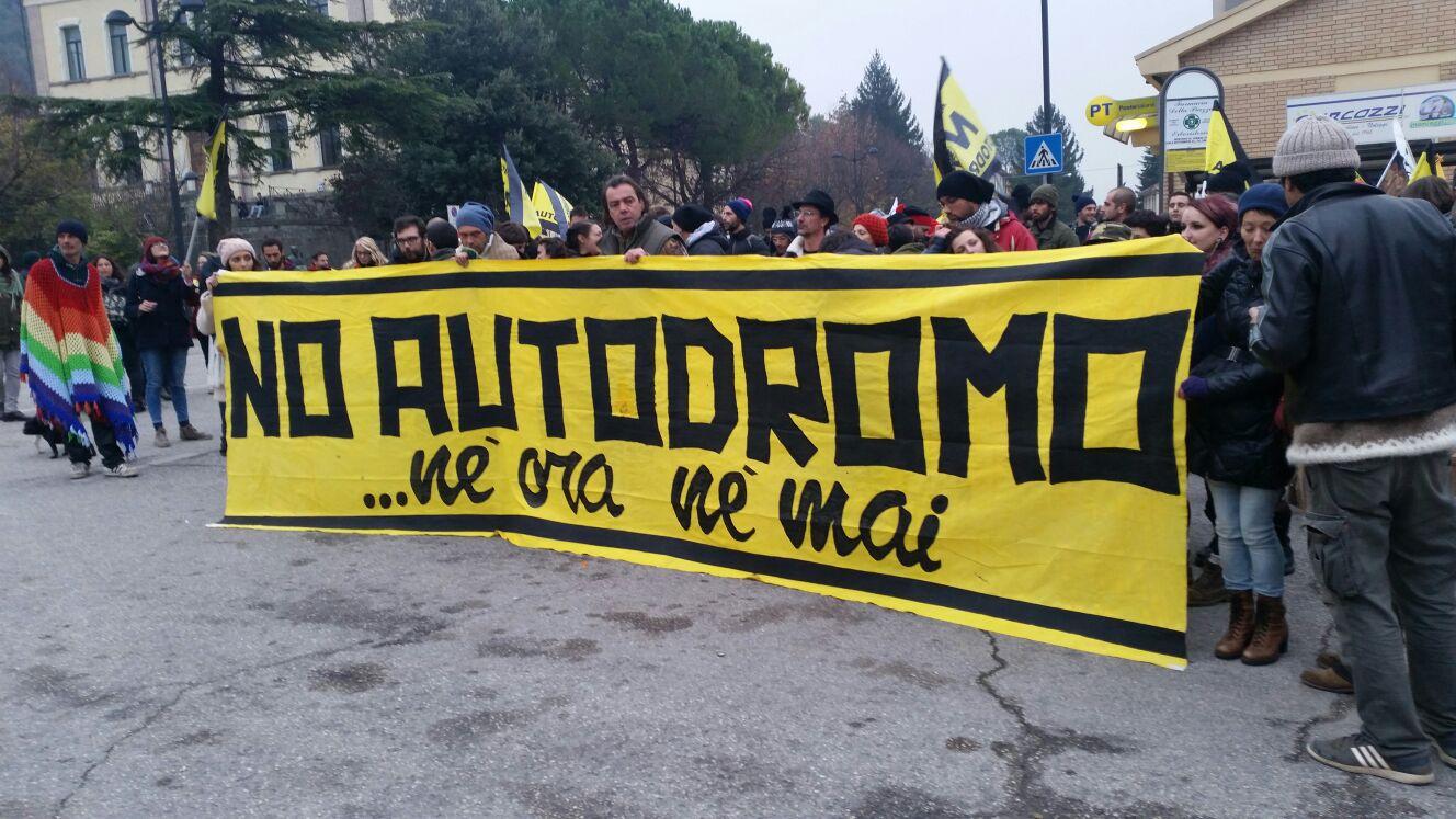 """""""No Autodromo"""": nuova manifestazione a Montorio"""