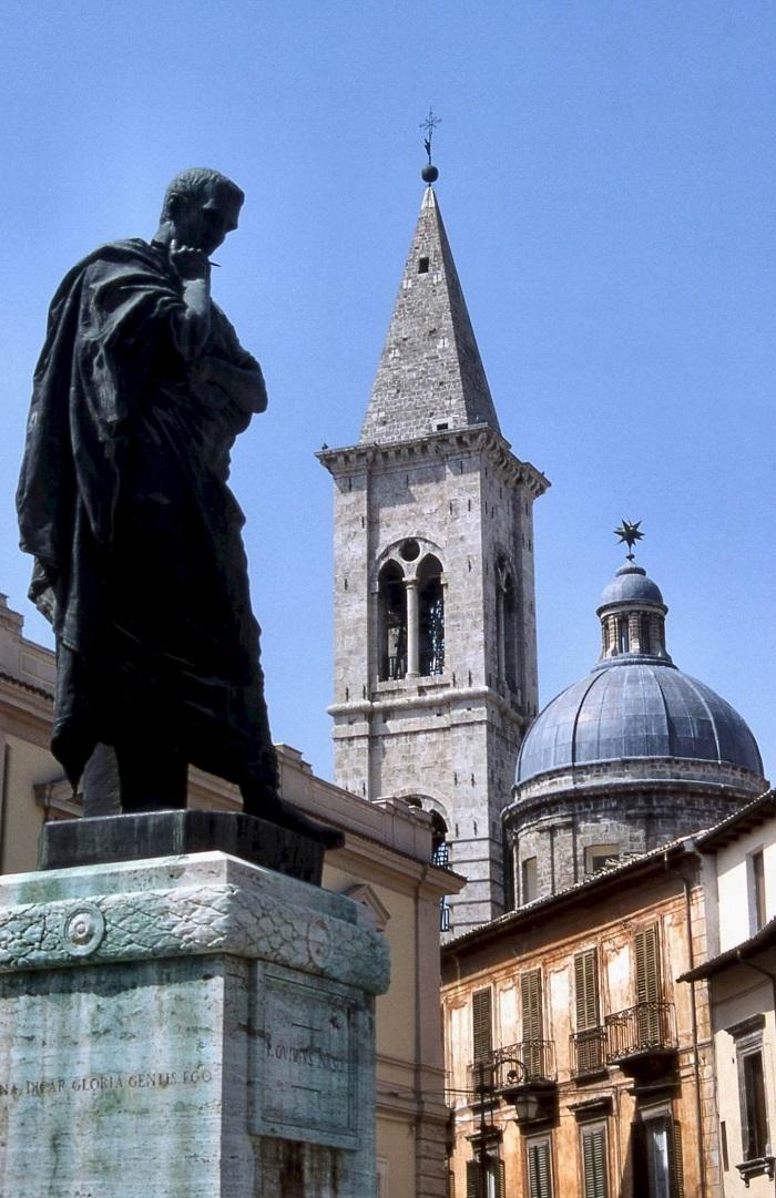 Bimillenario Ovidio: Sulmona alla ribalta nazionale
