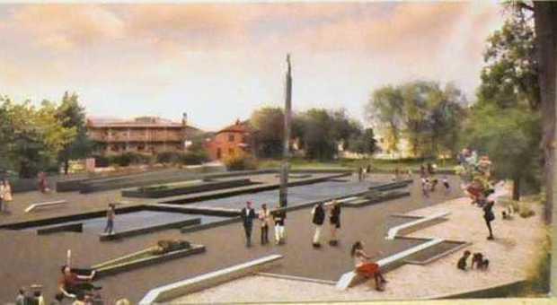 L'Aquila: Parco della Memoria senza fondi