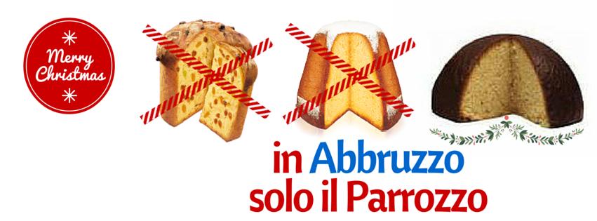 Panettone o pandoro? In Abruzzo Natale col parrozzo