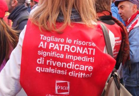 Abruzzo: contro i tagli ai patronati Pescara si mobilita