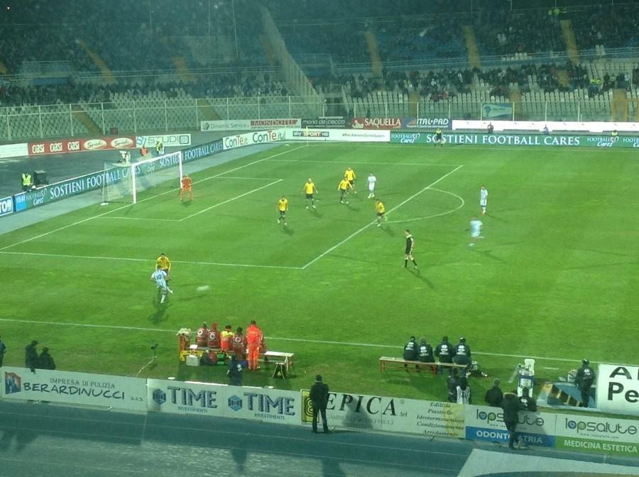 Serie B Pescara Modena – Lapadula show