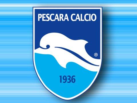 Pescara calcio, un giocatore in prova