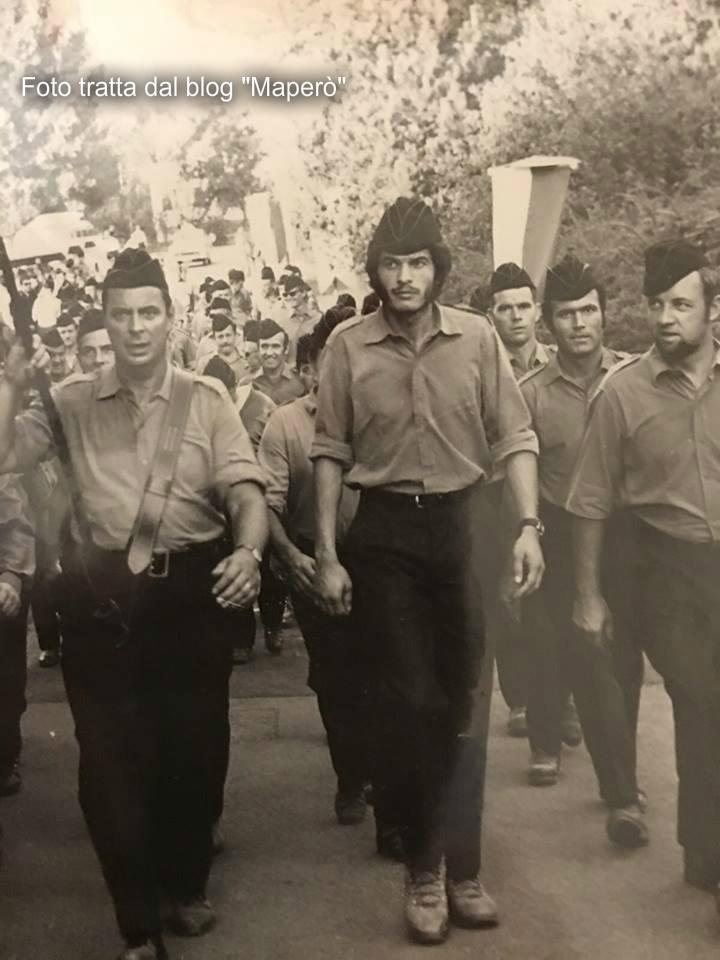 Antonio Razzi come… Che Guevara