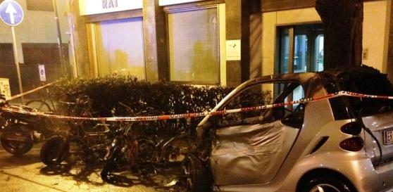 Rogo Via De Amicis Pescara: identificati i responsabili