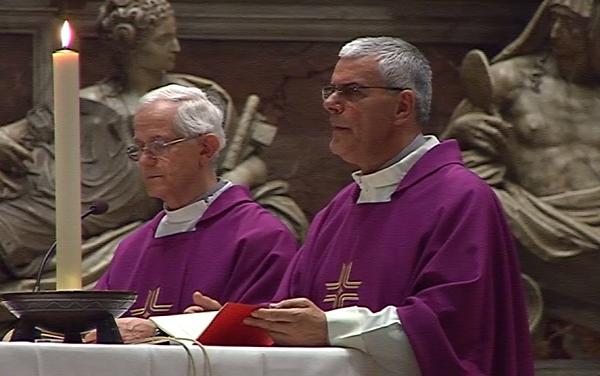 Giubileo in Abruzzo: due sacerdoti celebrano a San Pietro