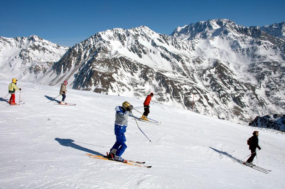 In Abruzzo sugli sci