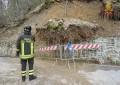 Frana a Caprara di Spoltore, evacuate alcune abitazioni