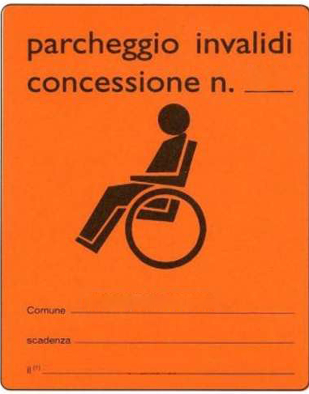 Parcheggi Lanciano, vita dura per i disabili