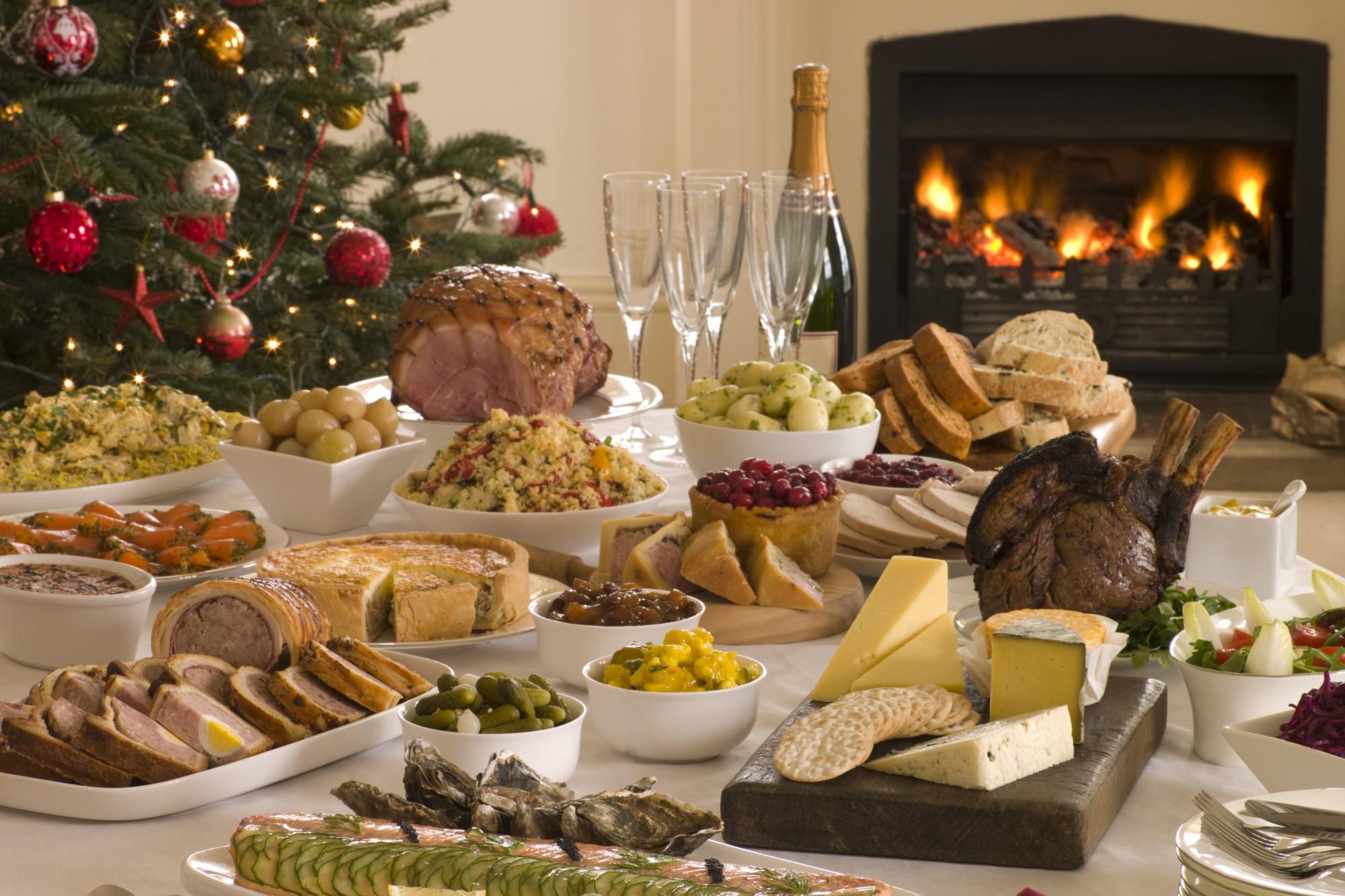 Tavola Per Natale Foto natale: la tradizione a tavola