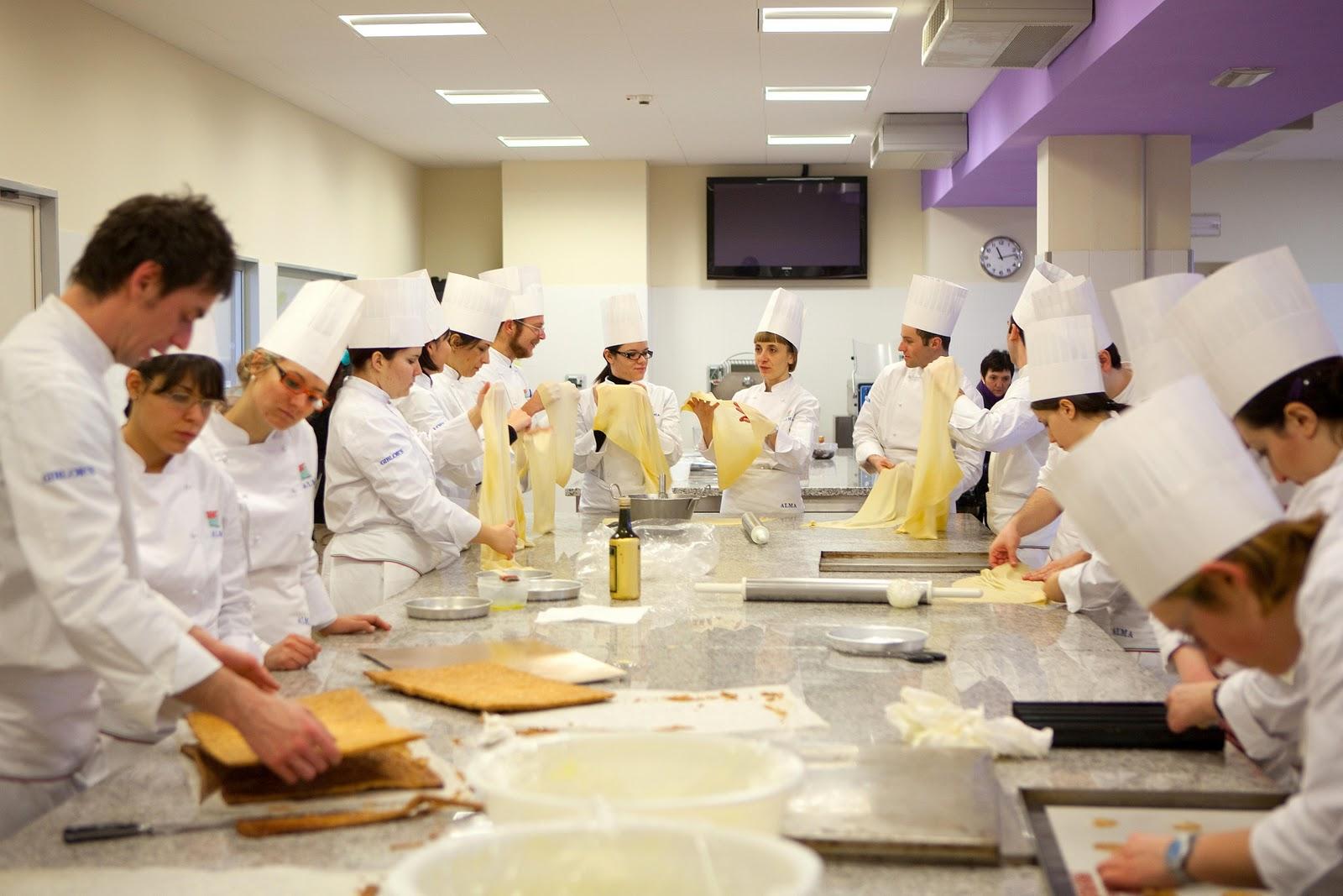 Studenti pizzaioli ( e chef) per tinteggiare le aule