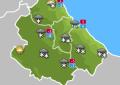 Previsioni meteo Abruzzo 17 gennaio