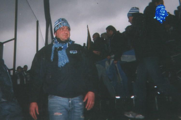 "Pescara Rangers: La Nord ricorda ""Bubù"""