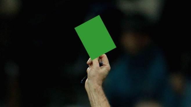 Serie B, da domani il cartellino verde