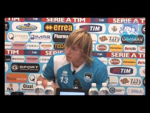 News Pescara calcio – Le condizioni di Crescenzi