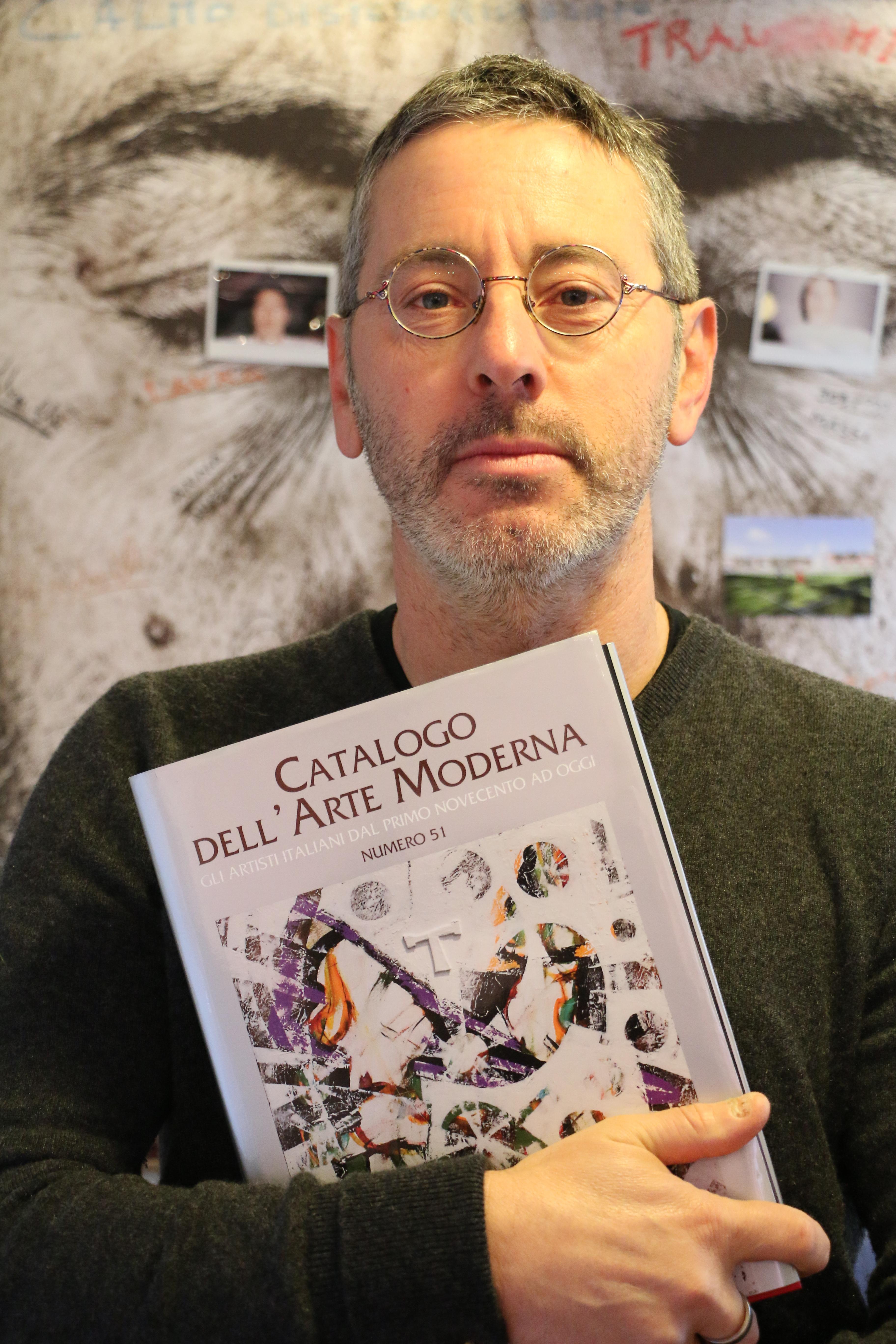 Arte moderna: il fotografo Grillo nel catalogo Mondadori