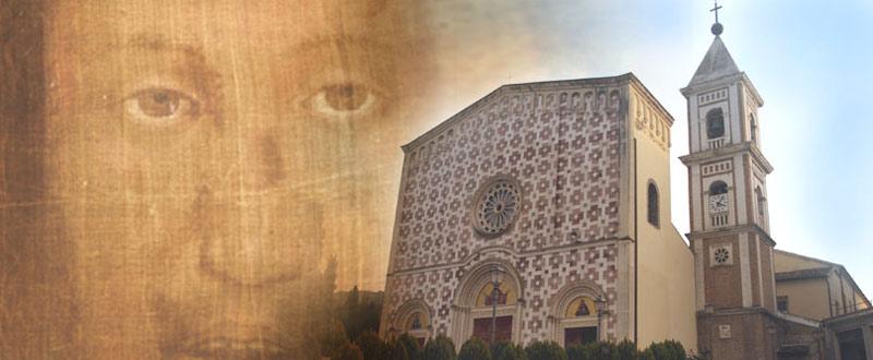 Dal Volto Santo di Manoppello in pellegrinaggio a Roma