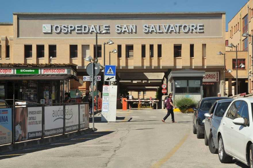 Terremoto Centro Italia: Ricoveri bloccati al San Salvatore