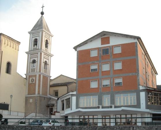 Manoppello: l'appalto per l'albergo del pellegrino