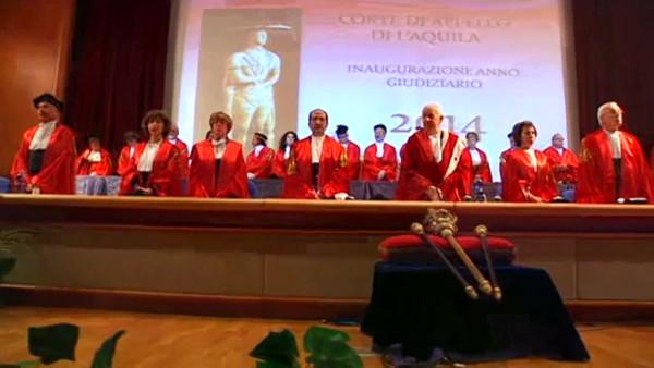 Anno Giudiziario Abruzzo: Inaugurazione con la Chiavaroli