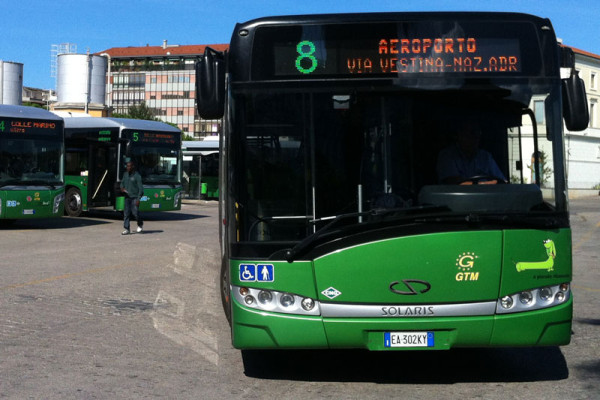 Trasporti: 4 ore di sciopero dei dipendenti TUA