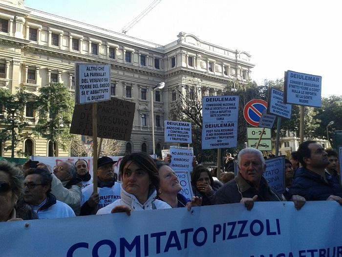 Banca Etruria, arbitrato: risparmiatori pronti a invadere Roma