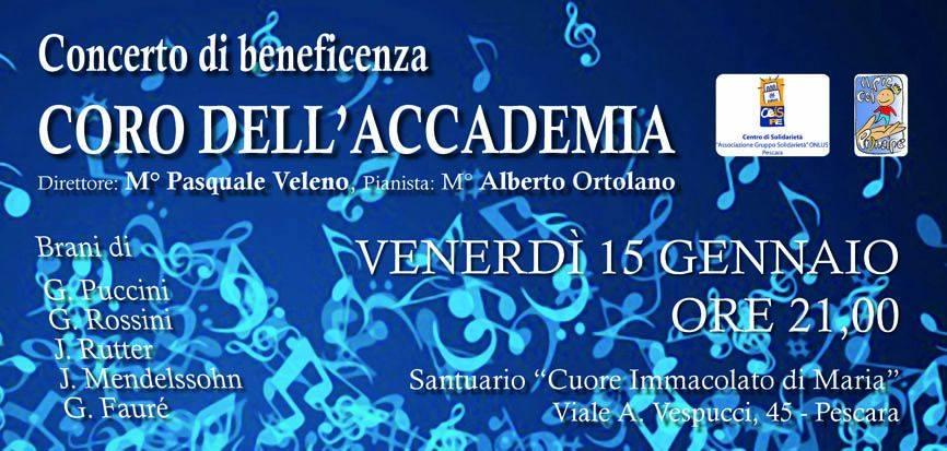 """Beneficenza a Pescara: Concerto per """"Il Piccolo Principe"""""""