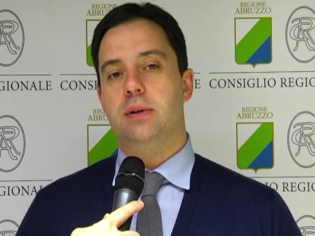 D'Alessandro su Bilancio 2016 Regione Abruzzo