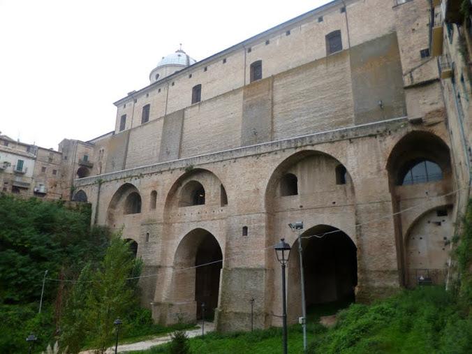 Lanciano: l'Epifania di Ruxo al Diocleziano