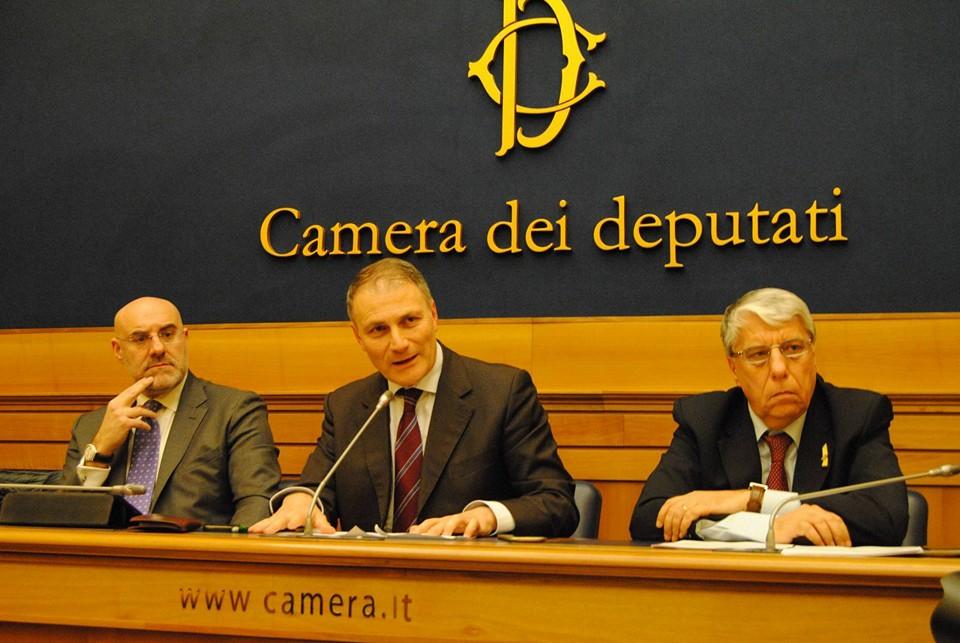 """Di Primio a Roma: """"Difendiamo i nostri figli"""""""