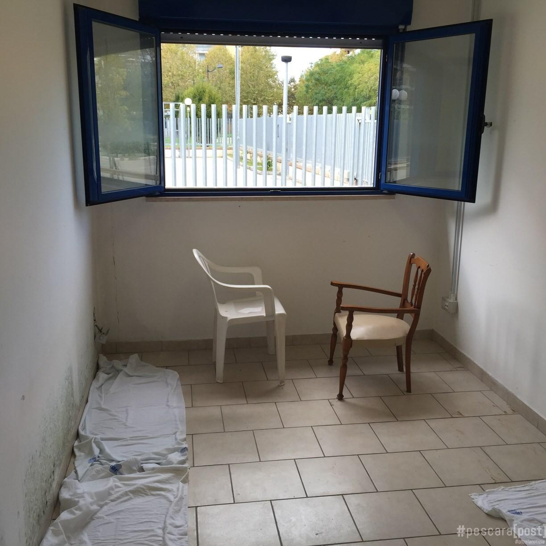 Montesilvano: vandali in azione al Distretto Sanitario