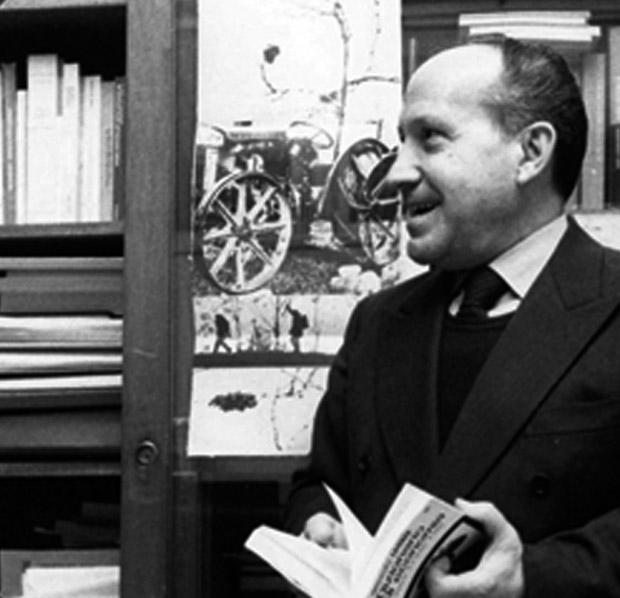 Federico Caffé ancora avvolto nell'oblio degli ingrati
