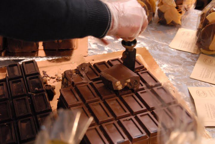 Lanciano: successo per la festa del cioccolato