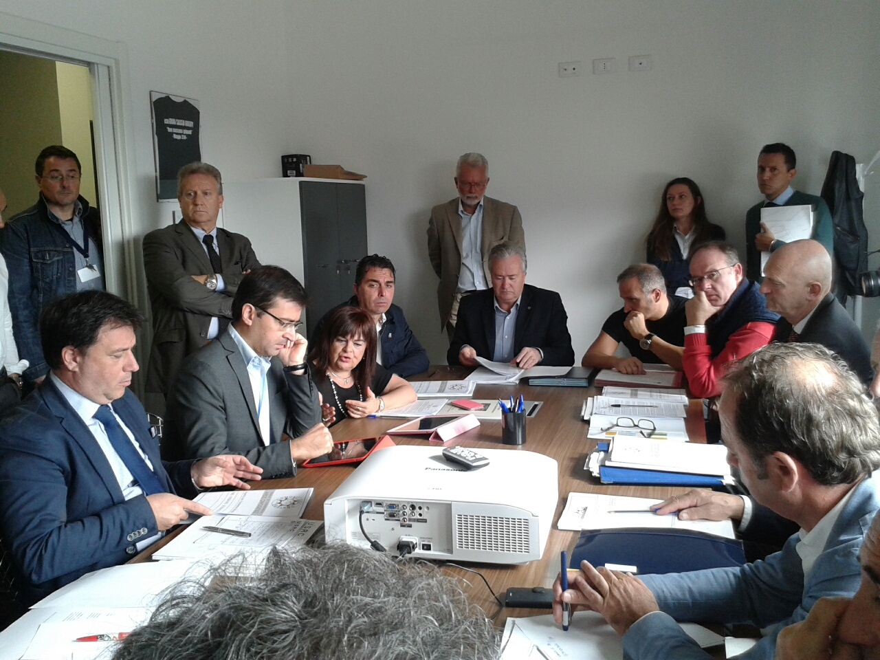 Cratere sismico: proroga per 3 anni al dirigente Paolo Esposito