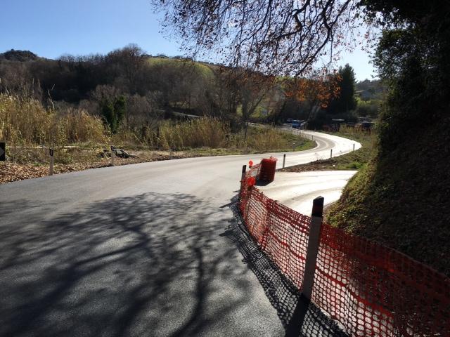 Riaperta strada che collega i colli di Pescara e Montesilvano