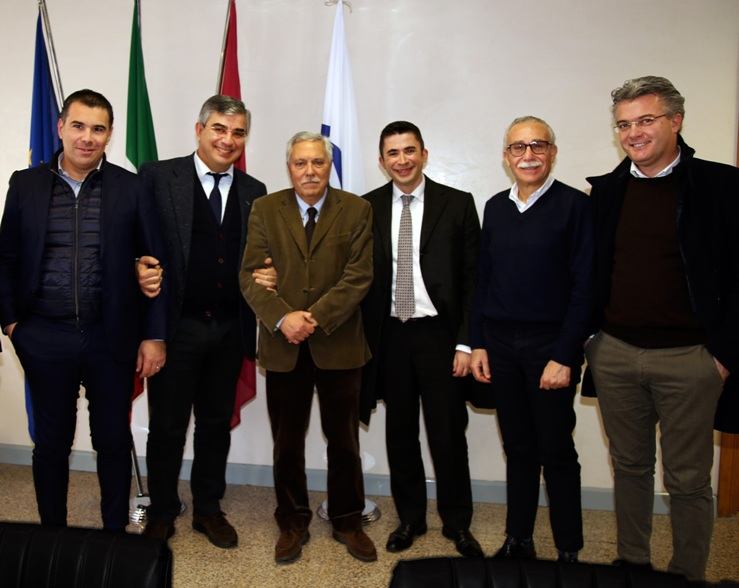 Armando Mancini nuovo Dg della Asl di Pescara