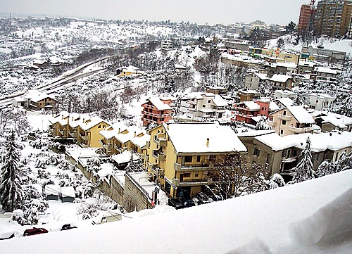 Maltempo: Poca neve disagi contenuti