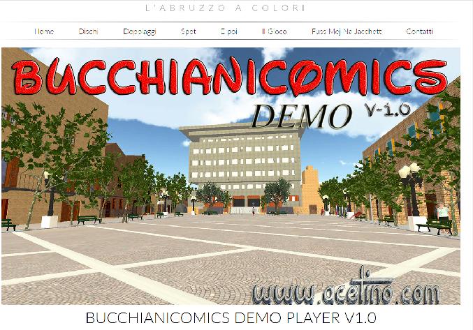 Nasce il gioco in 3D in dialetto abruzzese