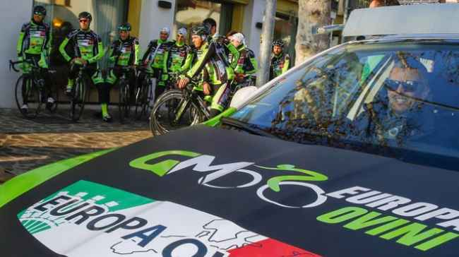 Ciclismo trofeo Felanitx – Fortin c'è
