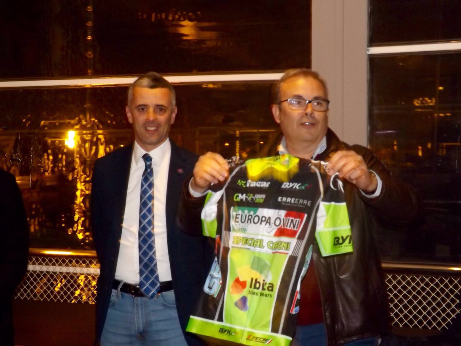 Ciclismo GM Europa Ovini: la presentazione a Ibiza