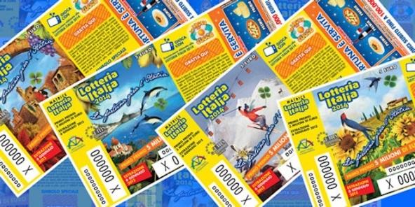 Lotteria Italia, in Abruzzo due premi da 50mila euro