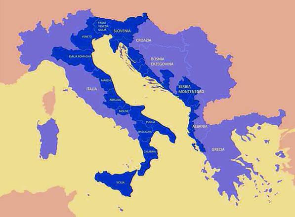 Macroregione adriatico-ionica: i vantaggi delle reti Ten-T